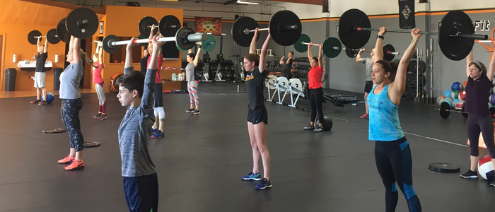 CrossFit Monrovia teaches the basics: gymnastics, weightlifting, and running and rowing.